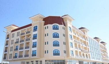 3B+G+4F-residental Building at Mirdif