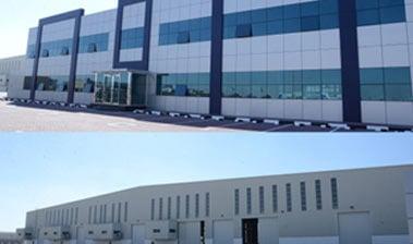 Al Shirawi Equipment-Office & Factory at DIC