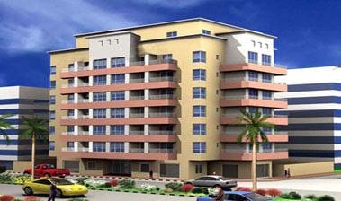 B+G+6+Roof Residential Bldg - Al Warqa, Dubai