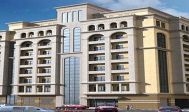 B+G+7 Residenatl Building At Nadd Al Hessa