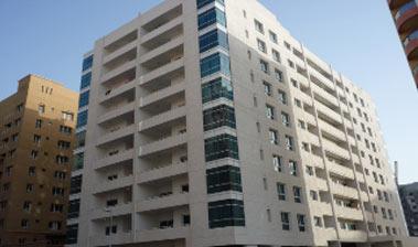 B+G+9F Residential Bldg – Muhaisnah, Dubai