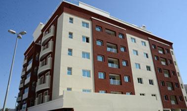 B+G+5F-Residental Building at Oud Metha