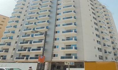 Construction of Residential Building (B+G+12 Typical Floors+Gym) at Al Nahda 2nd, Dubai