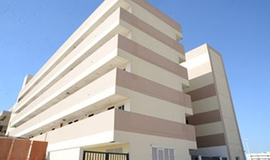 G+4 Labor Accommodation at Jebel Ali