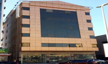 G+5 Building – Qulieaah, Sharjah