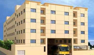 G+3+R Labour Accommodation at Jebel Ali, Dubai, U.A.E