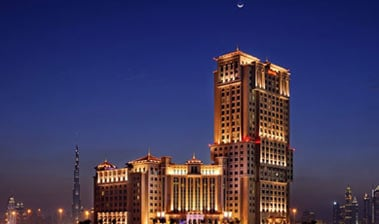 Marriott Hotel, Dubai