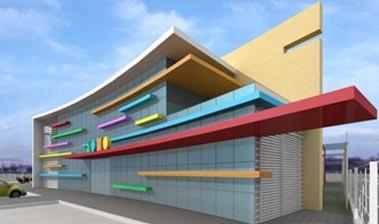 Pre-KG School at Al Ain