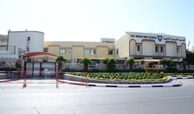The Indian High School, Oud Metha