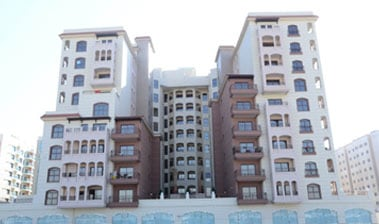 B+G+8+GYM+Residential Building at Al Muhaisnah
