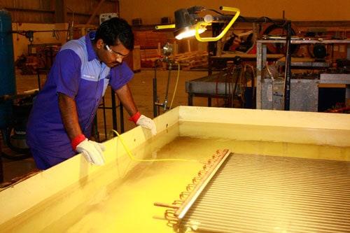 Manufacturing Clima Uno